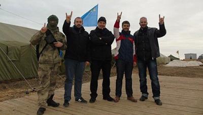 Херсонская область становится очередной горячей точкой Украины, сюда уже прибыли террористы из Исламского государства
