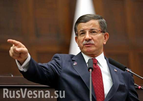 Премьер Турции пригрозил России ответными санкциями