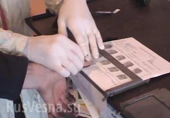 Украинец пытался провезти наркотики в Крым в прямой кишке (ФОТО) | Русская весна