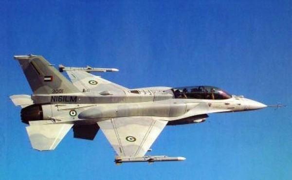 ВВС Ирака приводят в состояние повышенной боеготовности