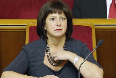 Яресько зависла в позе вопроса из-за российского долга
