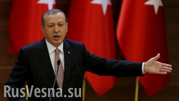 Эрдоган потерял не только Россию, но и весь Ближний Восток, — турецкие СМИ