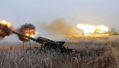 Хроника обстрелов ДНР украинскими силовиками 8 декабря
