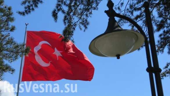 Консульство США в Турции прерывает работу в среду из-за безопасности