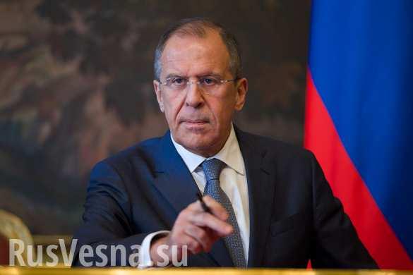 Лавров: Байден хвастался, что США «нагнули» Европу, заставив ввести антироссийские санкции