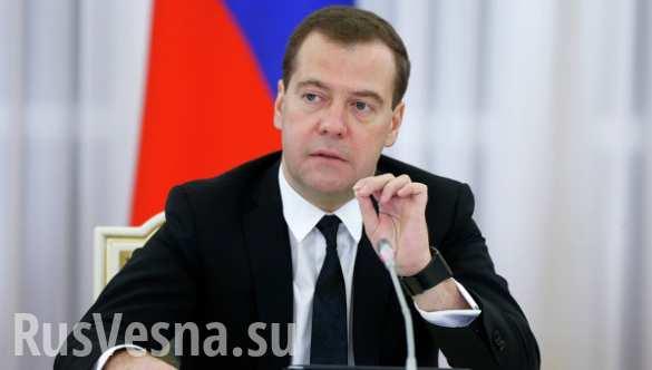 Медведев: Если у России не будет нормальных вооруженных сил, то и страны не будет