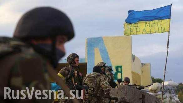 ОБСЕ подтвердила наращивание сил ВСУ на линии фронта под Мариуполем