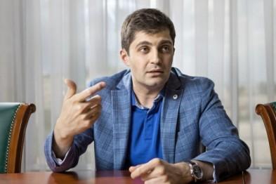 Скандальное интервью заместителя генпрокурора Украины Сакварелидзе газете Таймс