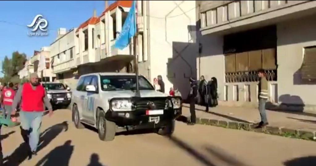 Срочно! Террористы отдали район Аль-Ваар в Хомсе без боя