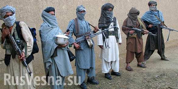 Талибы атаковали аэропорт на юге Афганистана