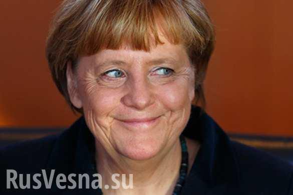 Time объявил Ангелу Меркель человеком года