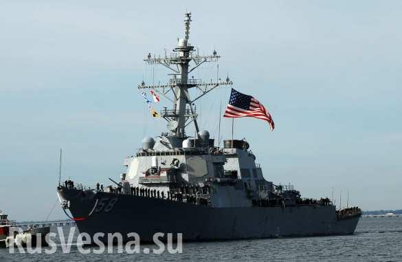Украина, США и Турция провели совместные учения в Черном море