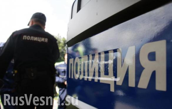 В парке на территории Новой Москвы обнаружили сумку с арсеналом оружия