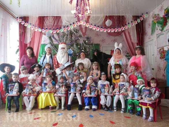 ВНИМАНИЕ: рождественские подарки детям Донбасса собирают в Новоспасском монастыре в Москве (ФОТО)   Русская весна