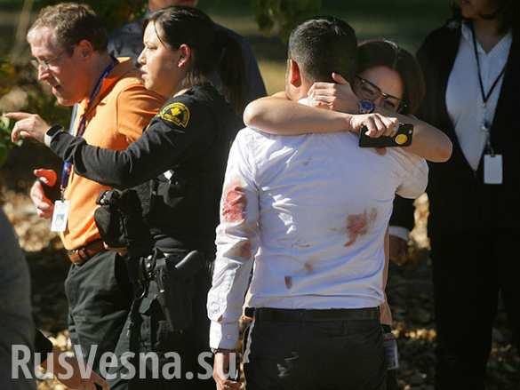 Американцы нашли «русский след» в терактах в Сан-Бернардино