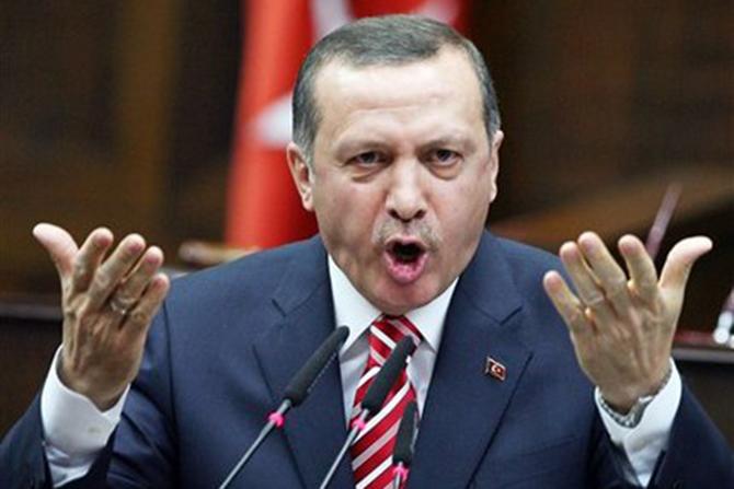 Эрдоган утверждает, что президент Ирака сам попросил ввести в его страну войска