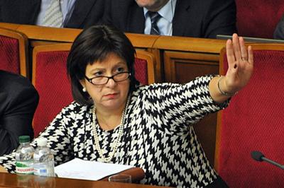 Глава минфина Украины Яресько: народ против выплаты долга России