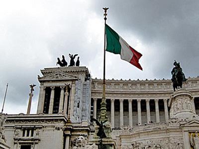 Италия требует от ЕС обсуждения вопроса о санкциях в отношении России