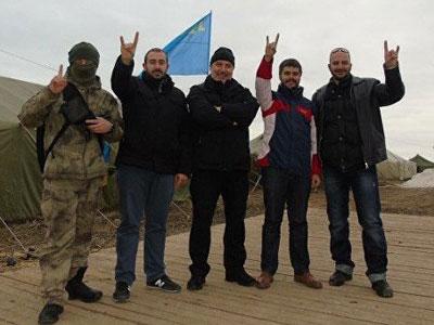 Обыски на предприятиях крымско-татарского экстремиста, организатора блокады Ленура Ислямова: конфисковано 400 автомобилей