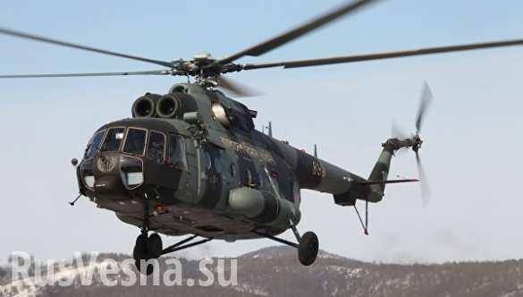 Россия поставила Бангладеш пять военно-транспортных вертолетов Ми-171Ш (ФОТО)
