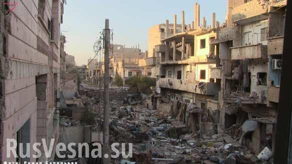 Сирия, блокадный Дэйр-эз-Зоор глазами очевидца (ФОТО, ВИДЕО)