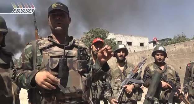 """""""Умеренные"""" террористы в Южном Алеппо просят спонсоров о поддержке и подкреплениях"""
