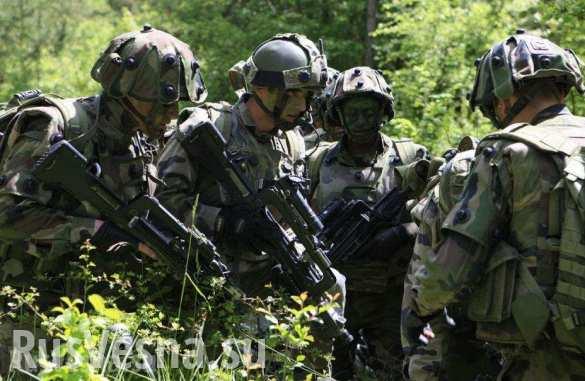 В Херсонскую область прибыли иностранные инструкторы для подготовки диверсий против ДНР