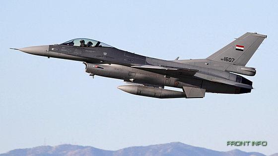 ВВС Ирака провели разведку над новоявленной военной базой Турции
