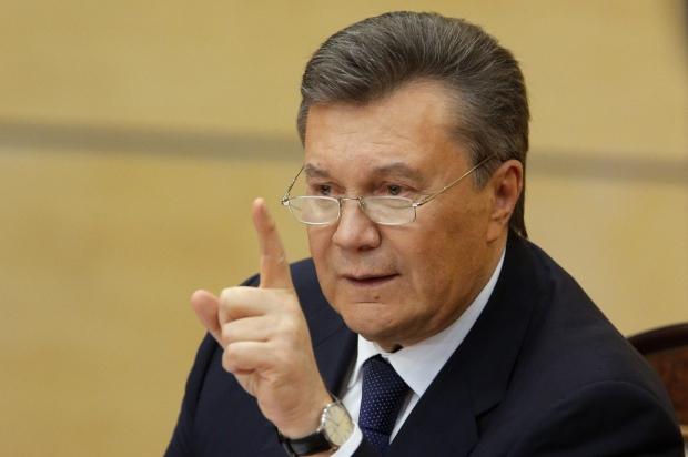Янукович назвал организаторов расстрела на майдане