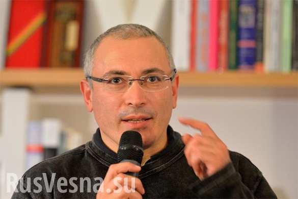 Ходорковский объяснил суть своих призывов к революции в России