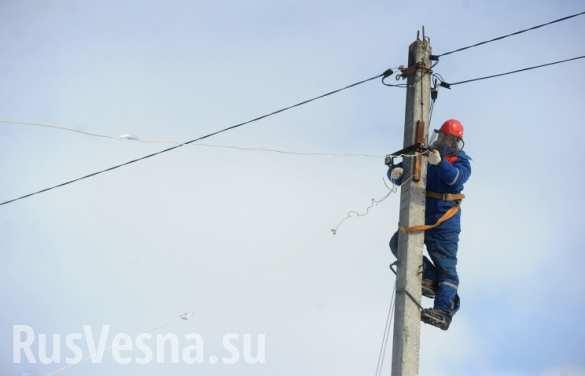 Крым: Новое электричество по новым проводам