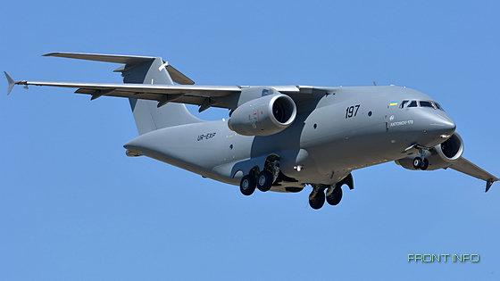 На украинский самолет «Бандера» Россия может ответить перехватчиком «СМЕРШ»