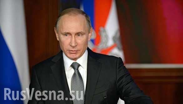 Путин освободил от должности замглавы МВД России Виктора Кирьянова