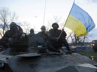 Сводка деятельности украинских бандформирований