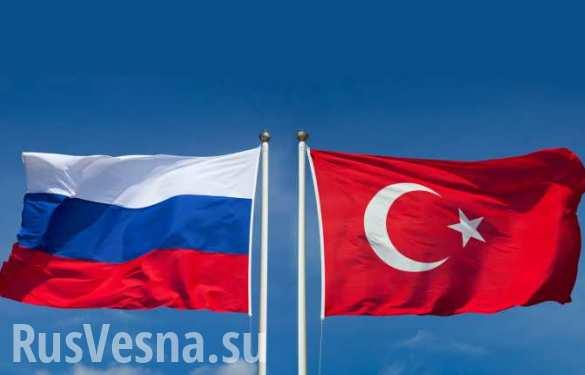 Турция пытается нанести по России пропагандистский контрудар