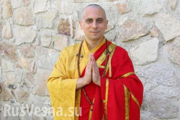 Убитый в Киеве главарь «российских диверсантов» оказался буддистом и боевиком «Правого сектора»