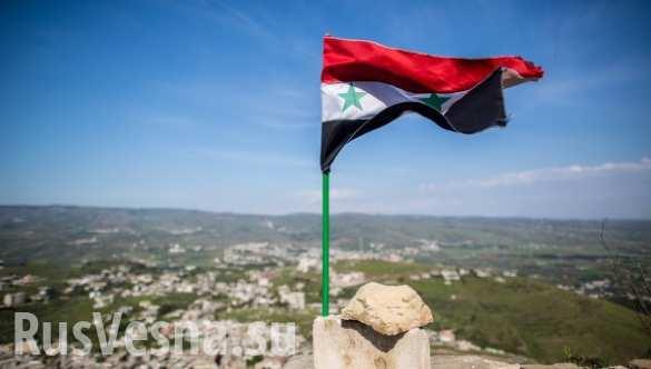 В Сирии взорвались три заминированных автомобиля, есть жертвы