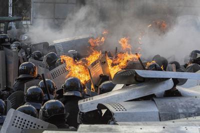 Юрий Сивоконенко: «Беркут» - с народом Донбасса»