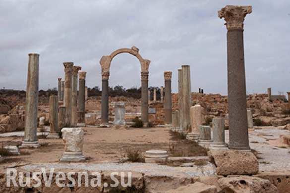 Боевики ИГИЛ захватили внесенный в список ЮНЕСКО город в Ливии