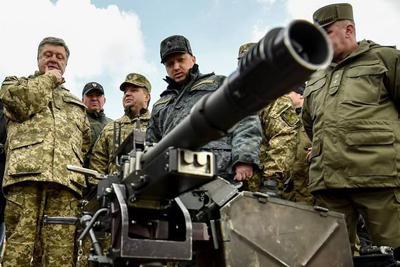 Большой секрет СНБО: Украина будет тайно сотрудничать с «отдельными государствами» в военной сфере