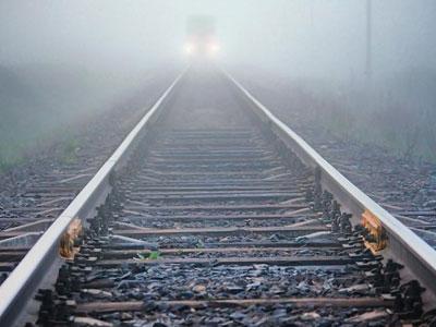Украинские террористы подорвали железнодорожное полотнище в ЛНР