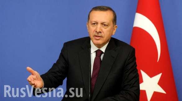 Эрдоган: требование Ирака о выводе турецких войск — это нечестно