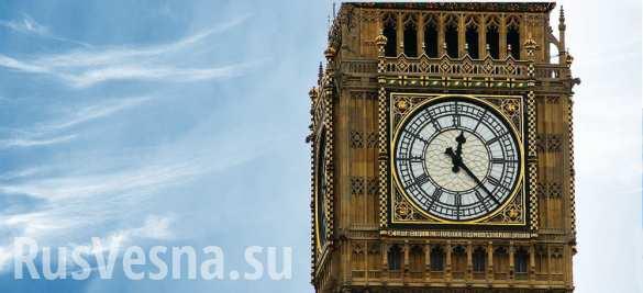 «Лондон бросился в объятия Москвы»: в Англии резко меняется отношение к России (ВИДЕО)