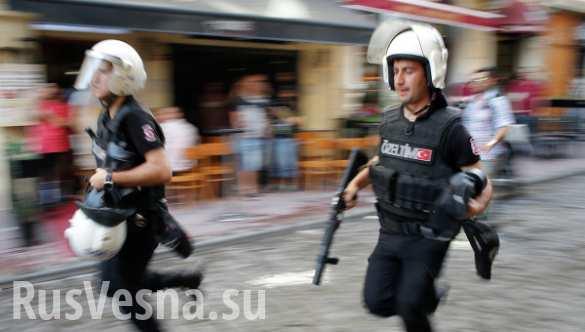 Редакция турецкой газеты H?rriyet подверглась обстрелу в Анкаре, — СМИ