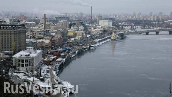 Правительство Украины решило блокировать поставки товаров в Крым