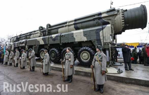 Американская ПРО не может противостоять российским ракетам, — командующий РВСН