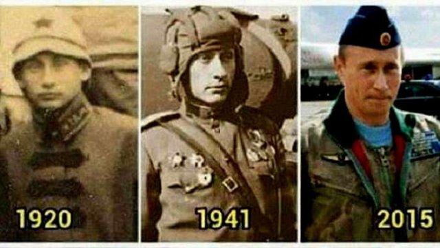 Британская конспирологическая теория: Путин бессмертен, как Дункан Маклауд или граф Дракула