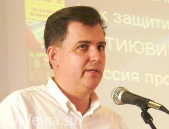 Цель украинского государства — умышленное нанесение максимального вреда народу Украины, — украинский экономист