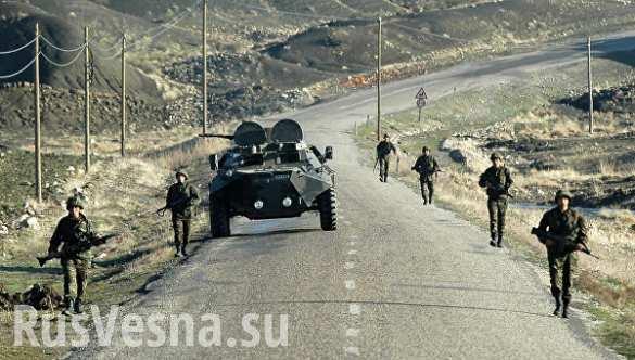 Давутоглу заявил о необходимости военного присутствия Турции в Ираке