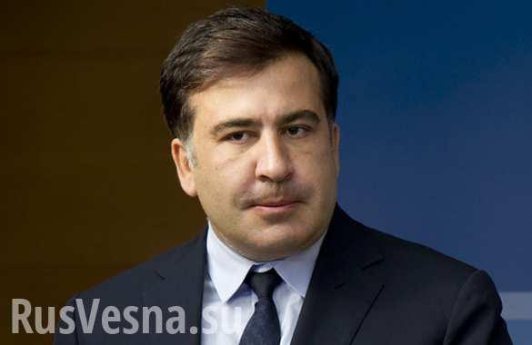Это наша страна, и мы ее очистим от воров: Саакашвили прокомментировал видео конфликта с Аваковым (ФОТО)
